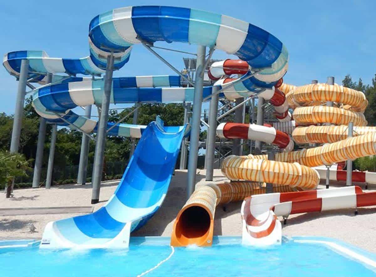 top tourist attractions in istria croatia istralandia aqua park