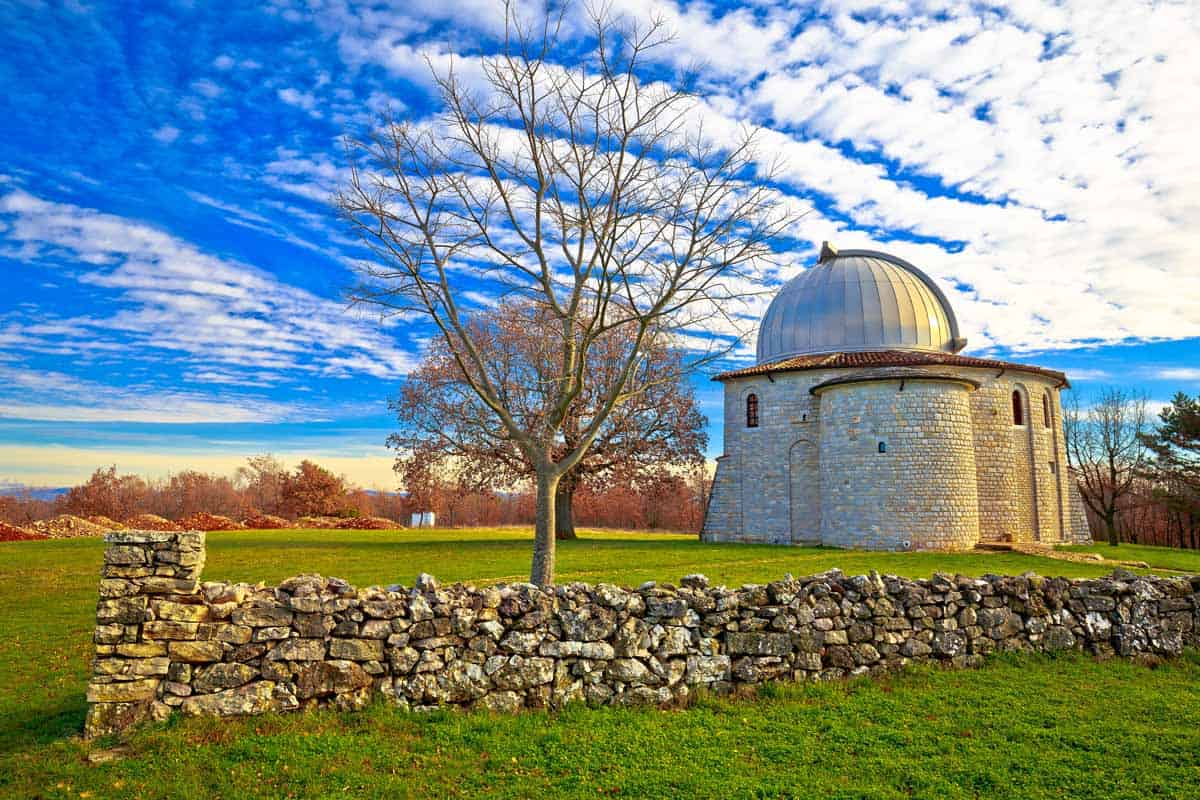 Things to do in Istria, Visnjan observatory