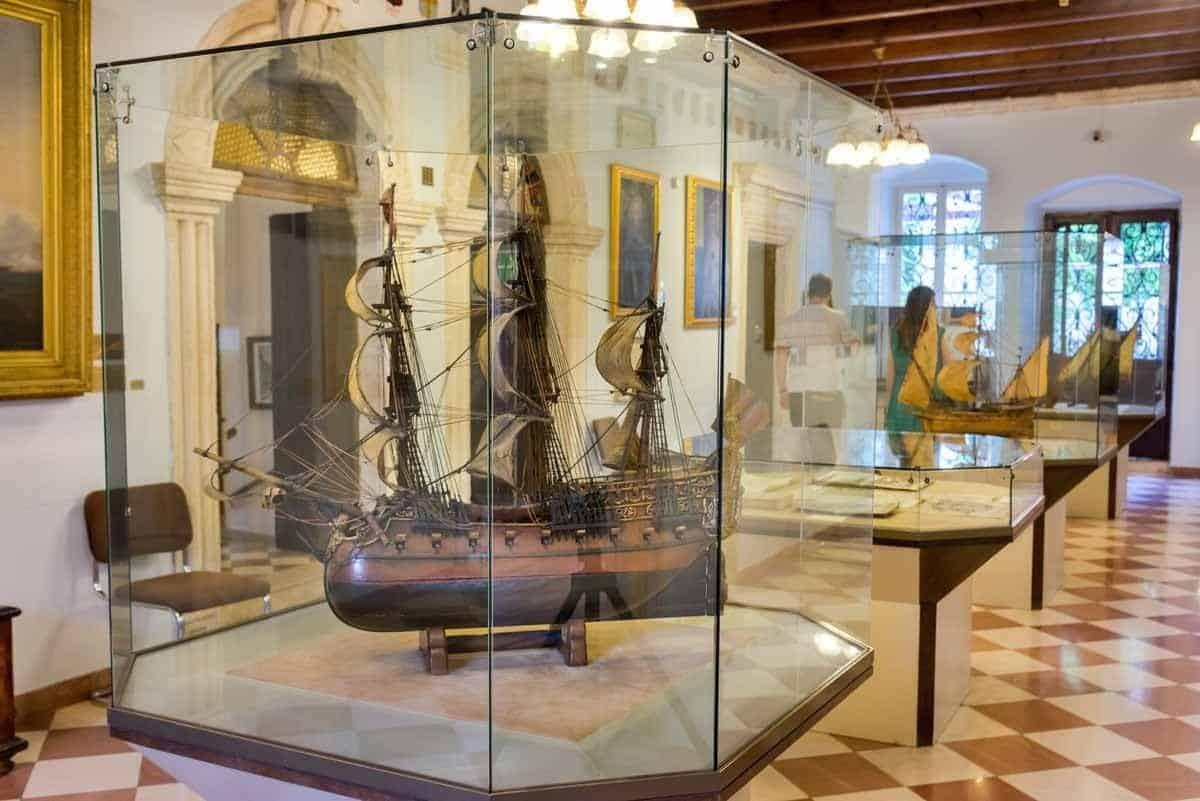 top tourist attractions in kotor montenegro maritime museum
