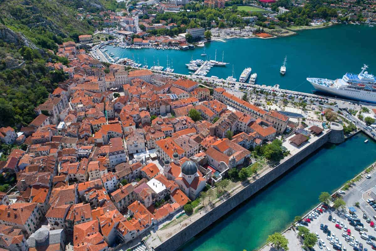 top tourist attractions in kotor montenegro old town