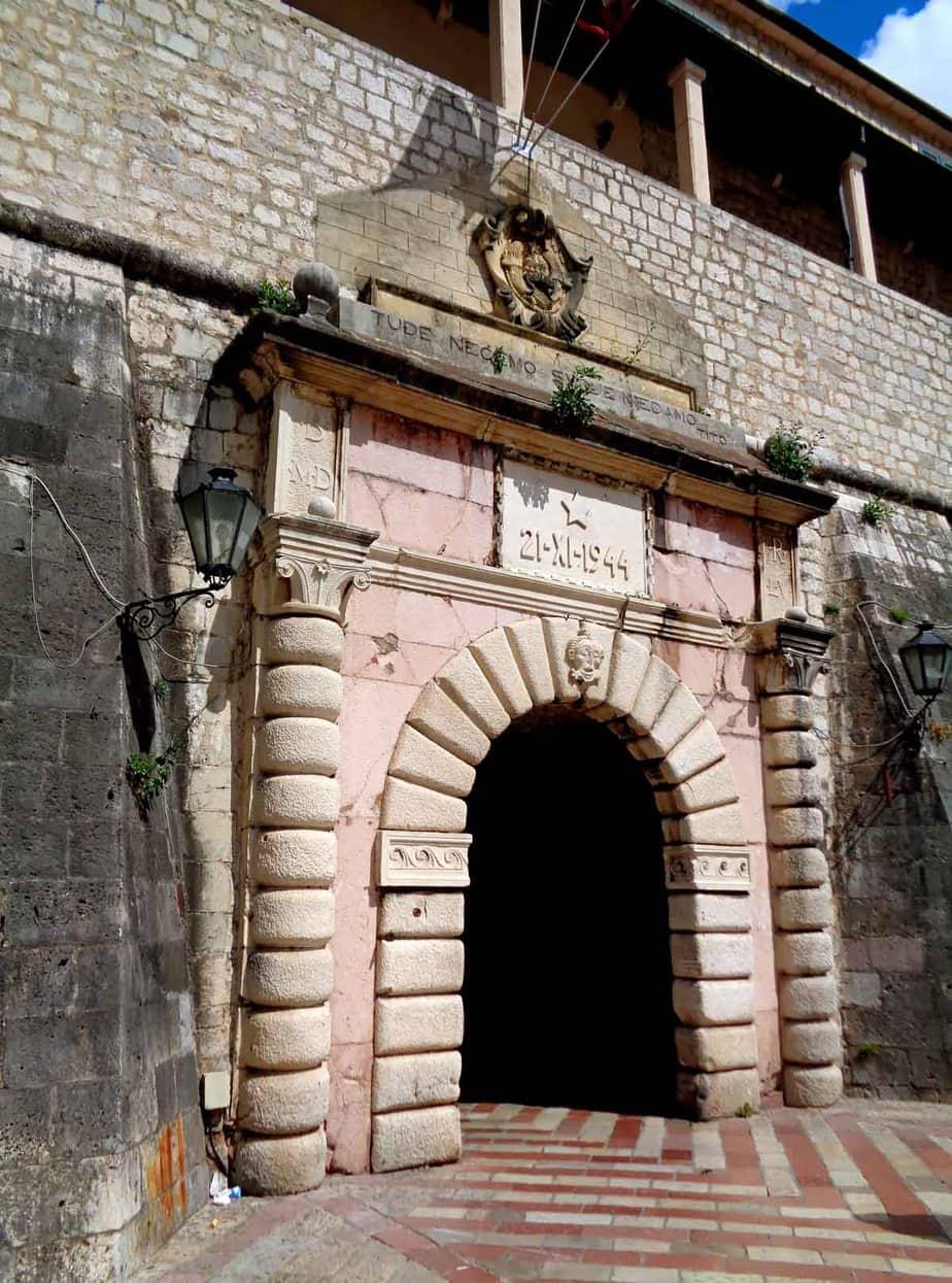 top tourist attractions in kotor montenegro sea gate