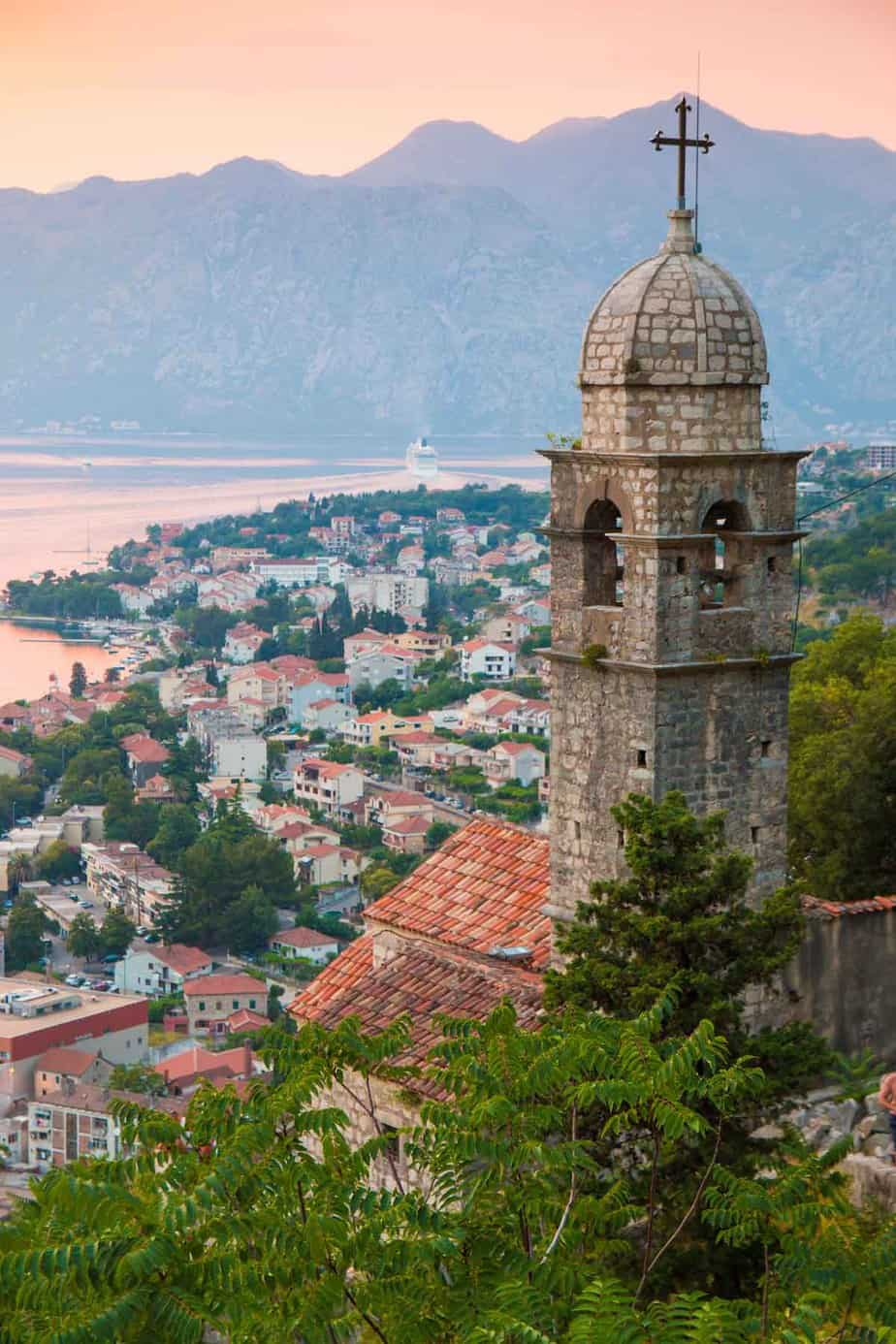 top tourist attractions in kotor montenegro st john fortress old church