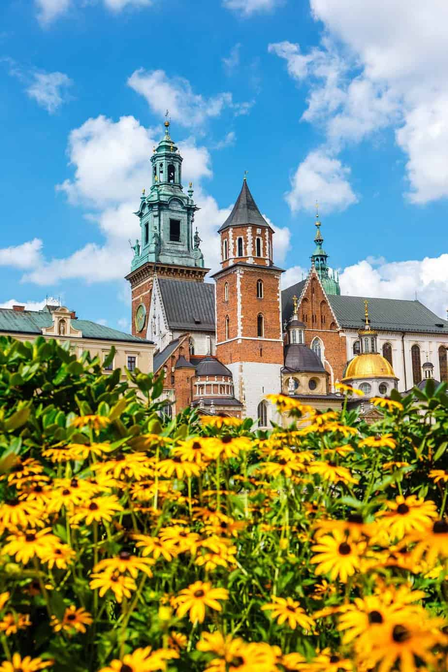 top tourist attractions in krakow poland wawel hill