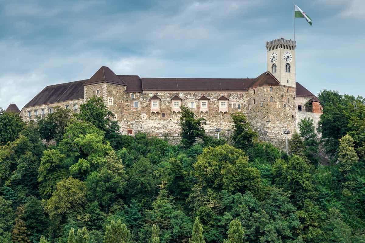 top tourist attractions in ljubljana slovenia castle