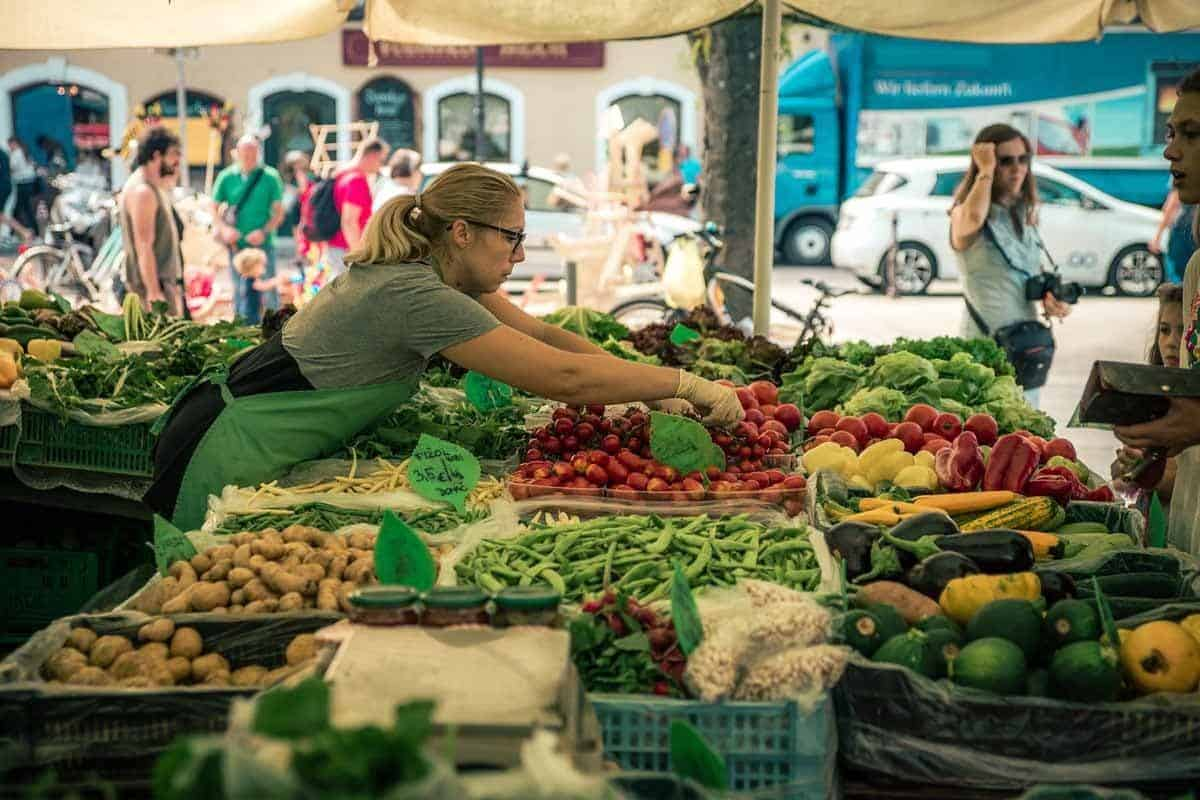 top tourist attractions in ljubljana slovenia central market