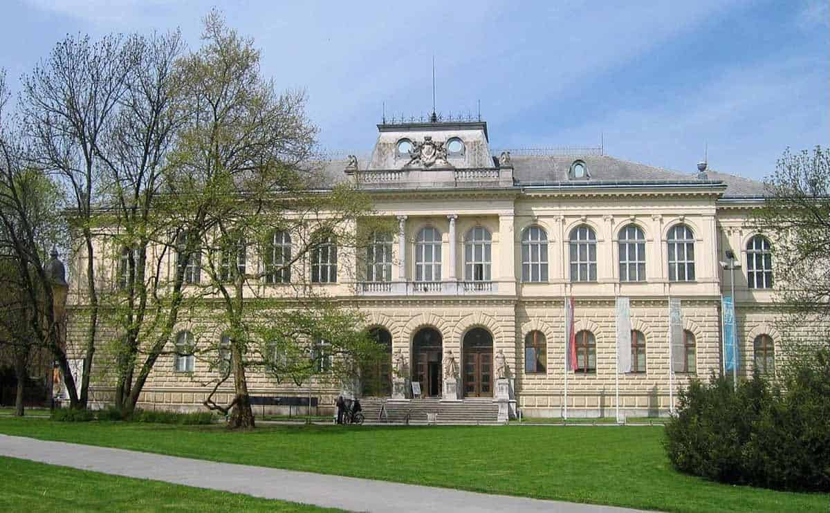 top tourist attractions in ljubljana slovenia museum of natural history