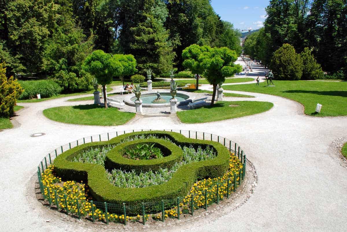 top tourist attractions in ljubljana slovenia tivoli park