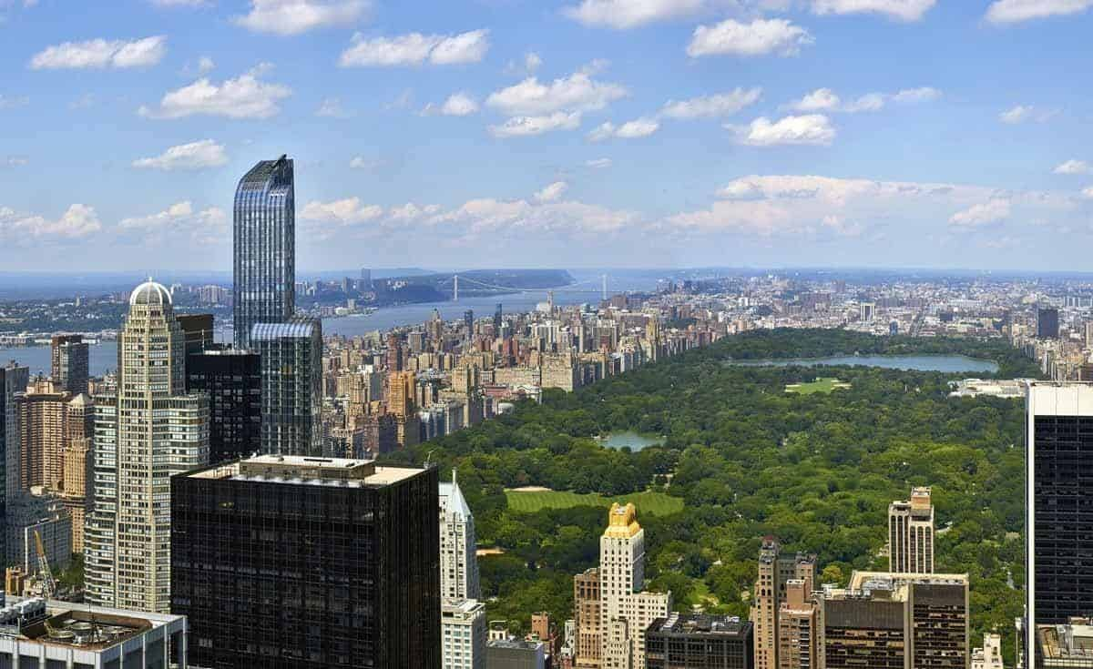 top tourist attractions in new york city usa central park
