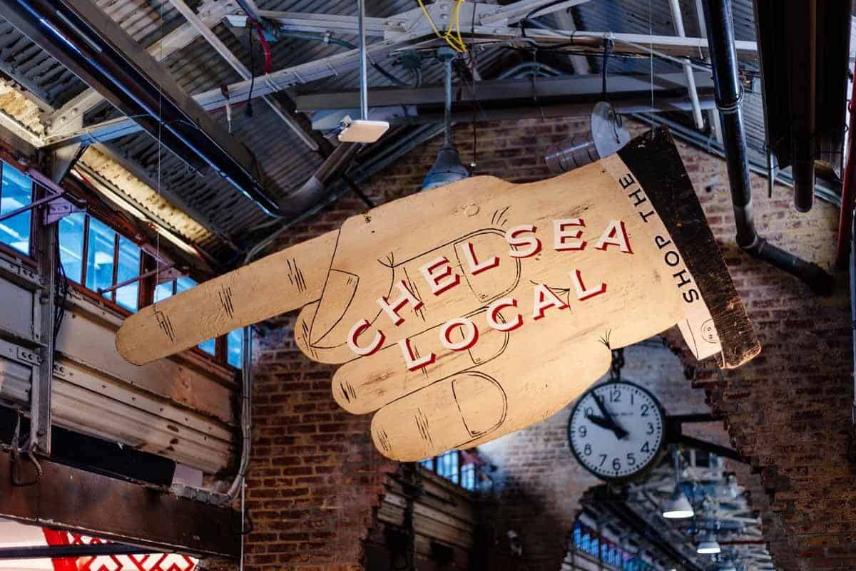 top tourist attractions in new york city usa chelsea market