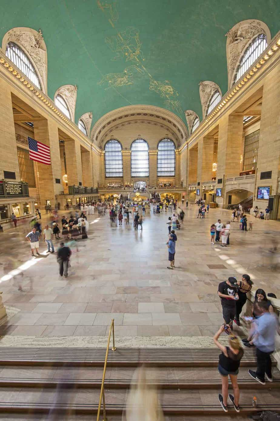 top tourist attractions in new york city usa grand central terminal