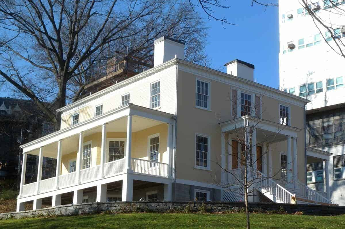 top tourist attractions in new york city usa hamilton grange