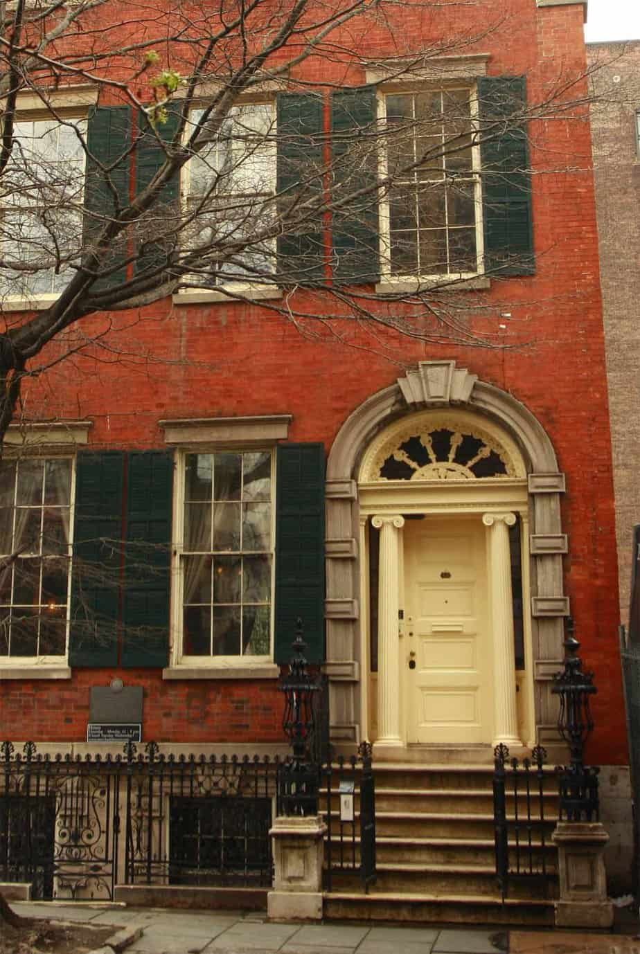 top tourist attractions in new york city usa merchants house museum