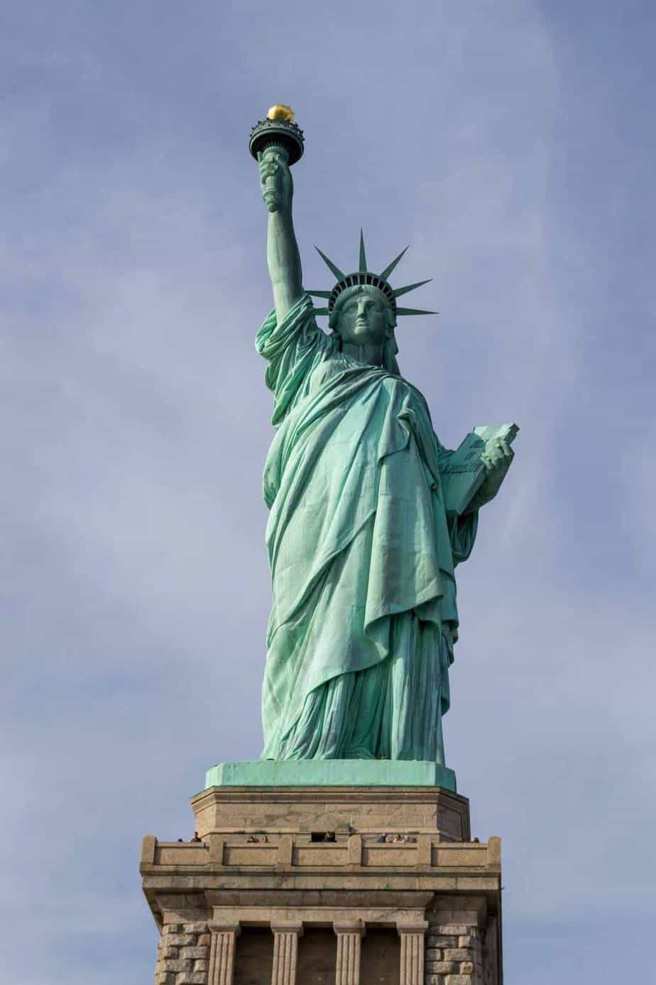 top tourist attractions in new york city usa statue of liberty