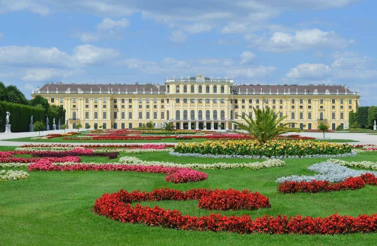 top tourist attractions in vienna austria schonbrunn palace