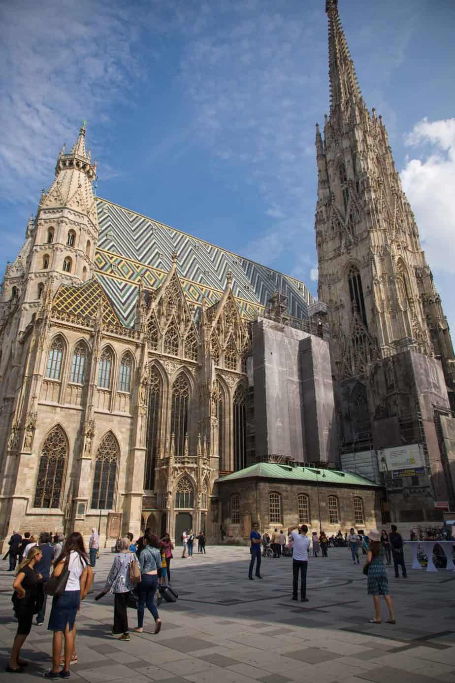 top tourist attractions in vienna austria stephansdom