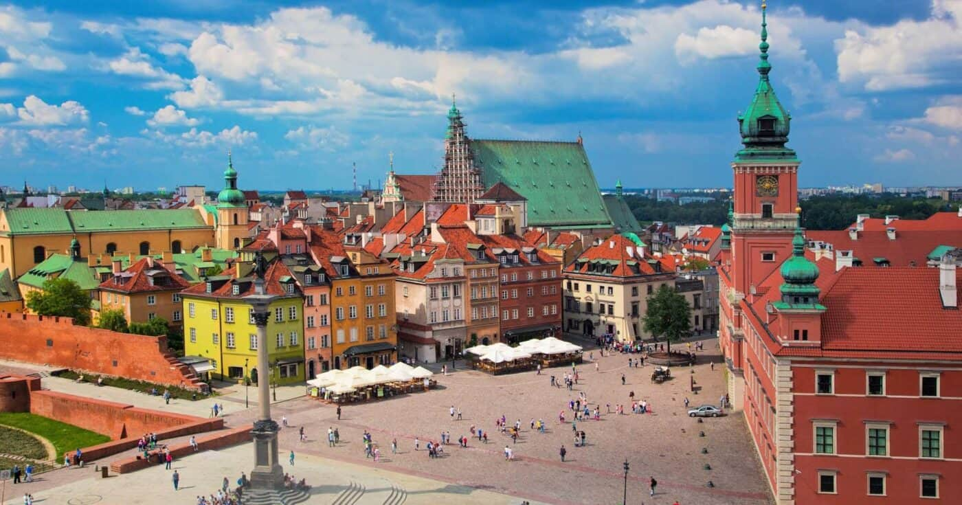 top tourist attractions in warsaw poland featured