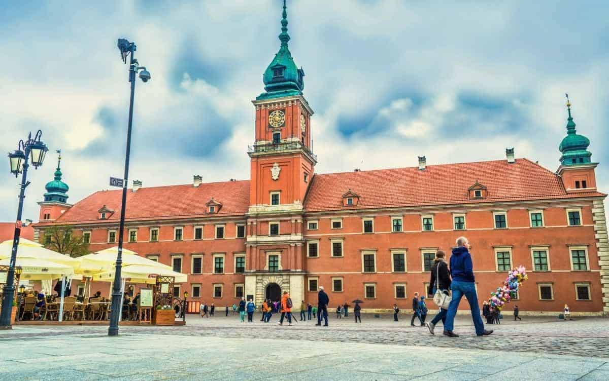 top tourist attractions in warsaw poland royal castle