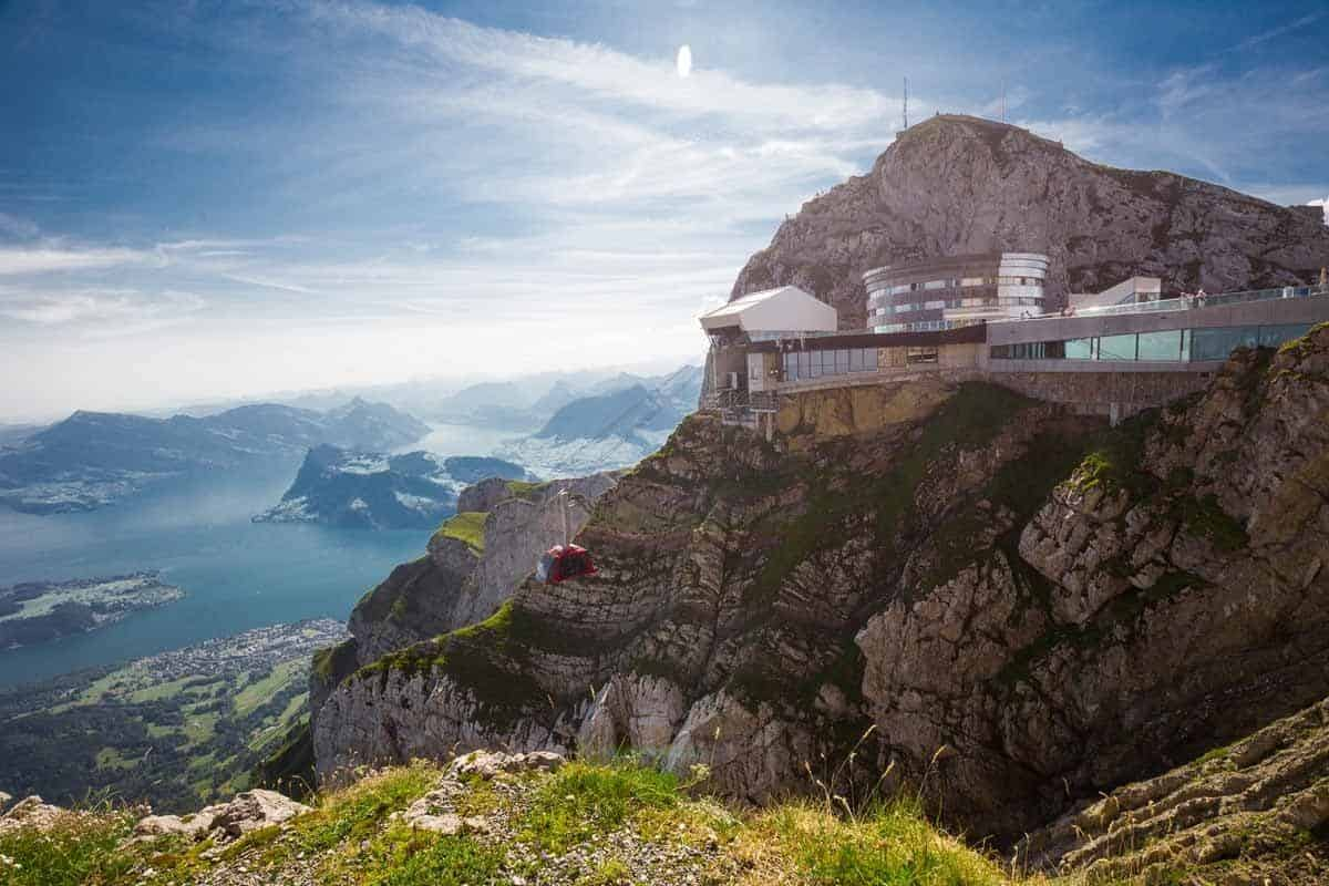 top tourist attractions in zurich switzerland mount pilatus