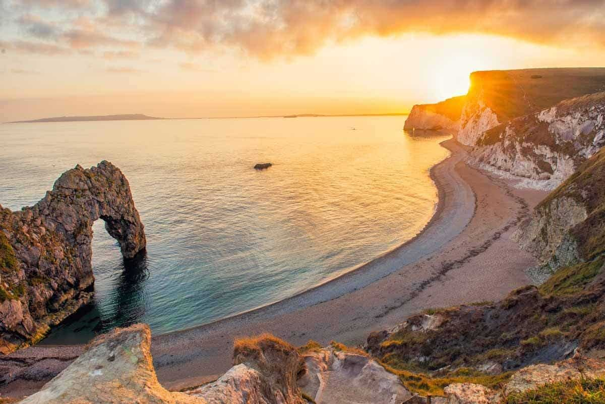 best beaches to visit in europe durdle door beach dorset england