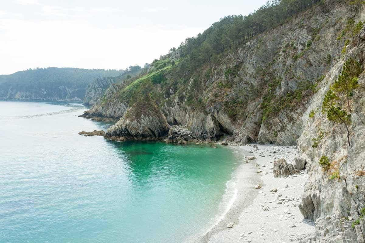 best beaches to visit in europe virgin island crozon france
