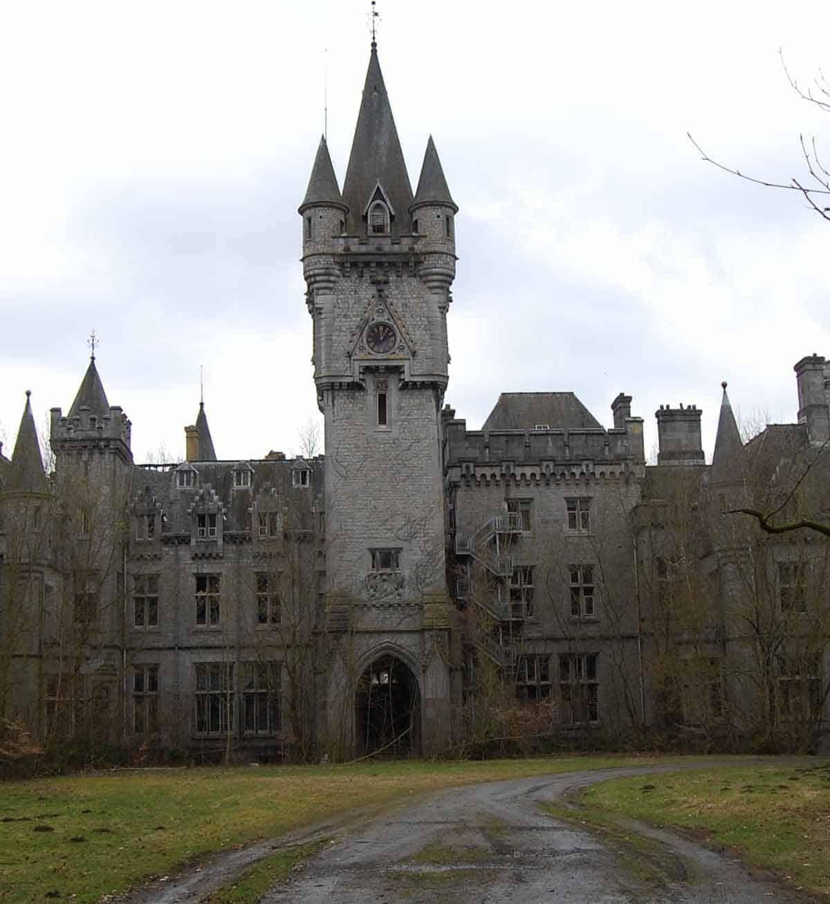 castles in belgium chateau miranda