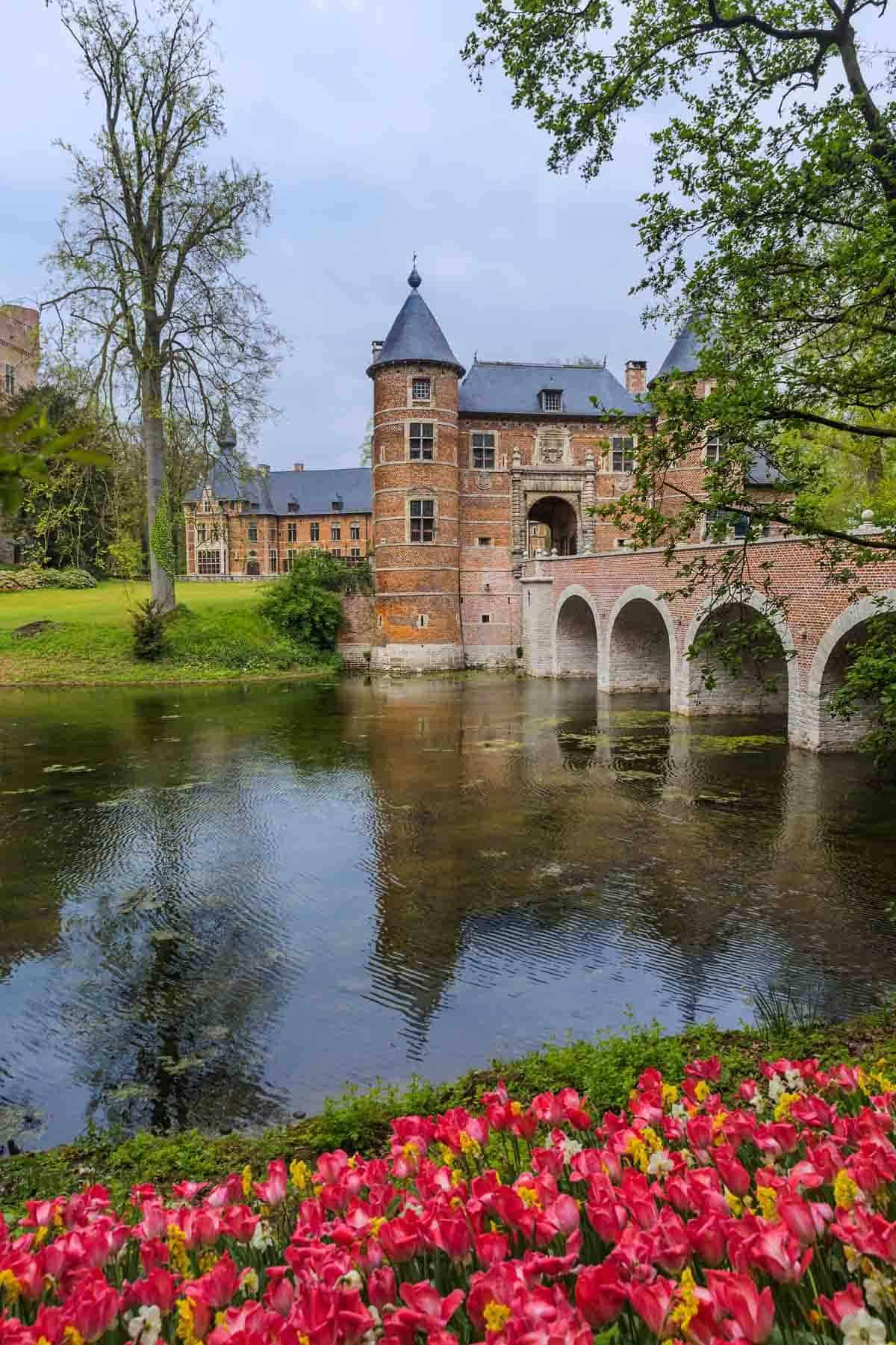 castles in belgium groot-bijgaarden