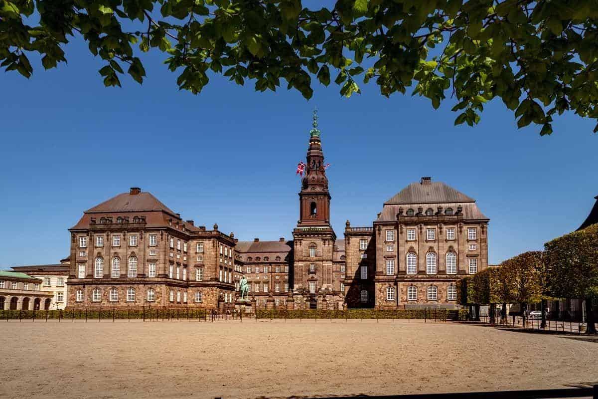 castles in denmark christiansborg palace