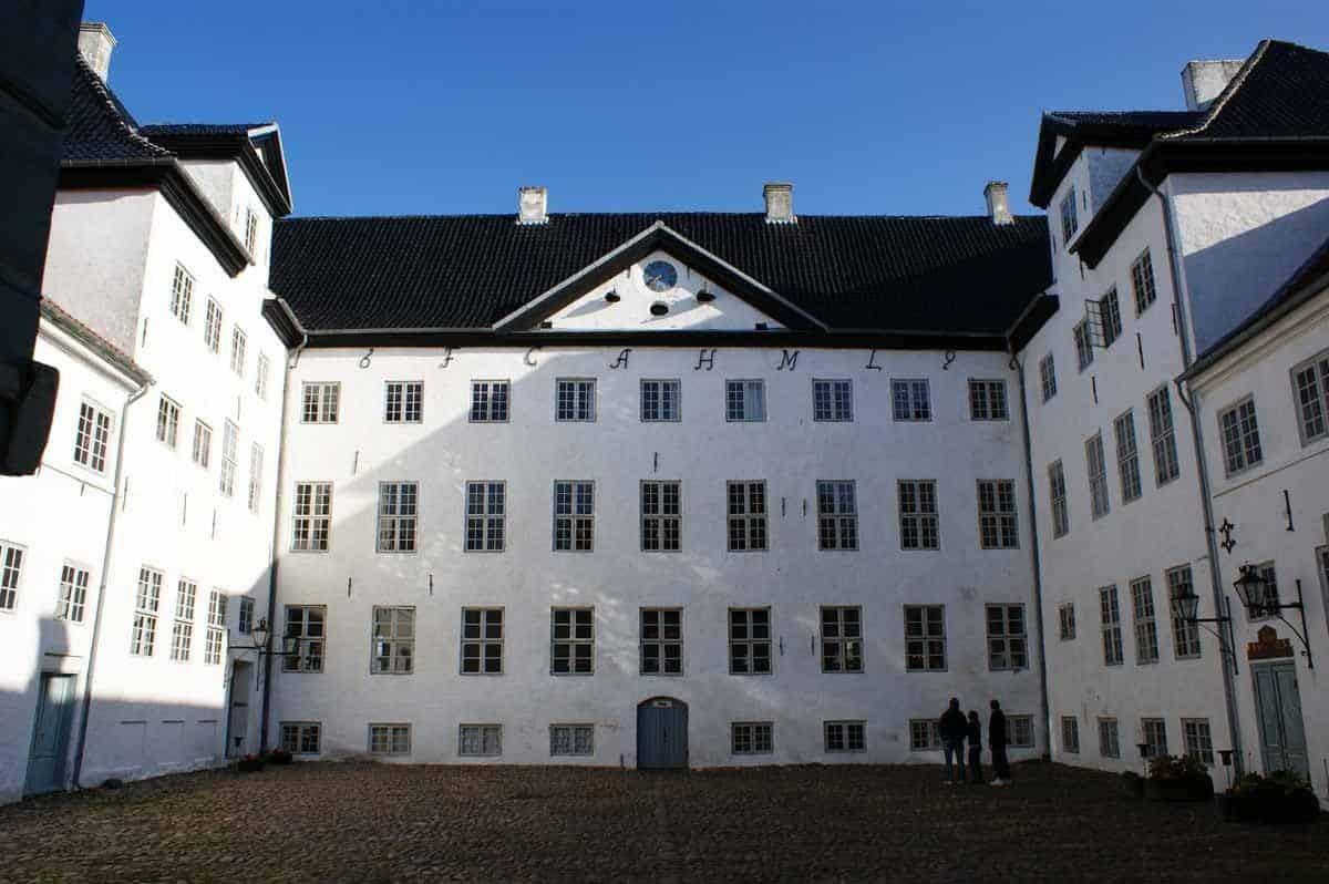 castles in denmark dragsholm castle