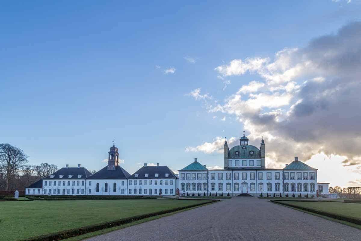 castles in denmark fredensborg palace