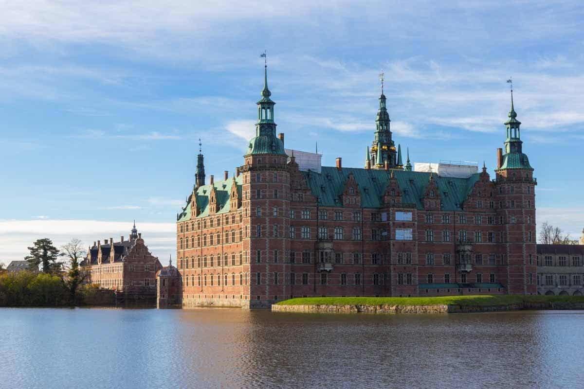 castles in denmark frederiksborg palace