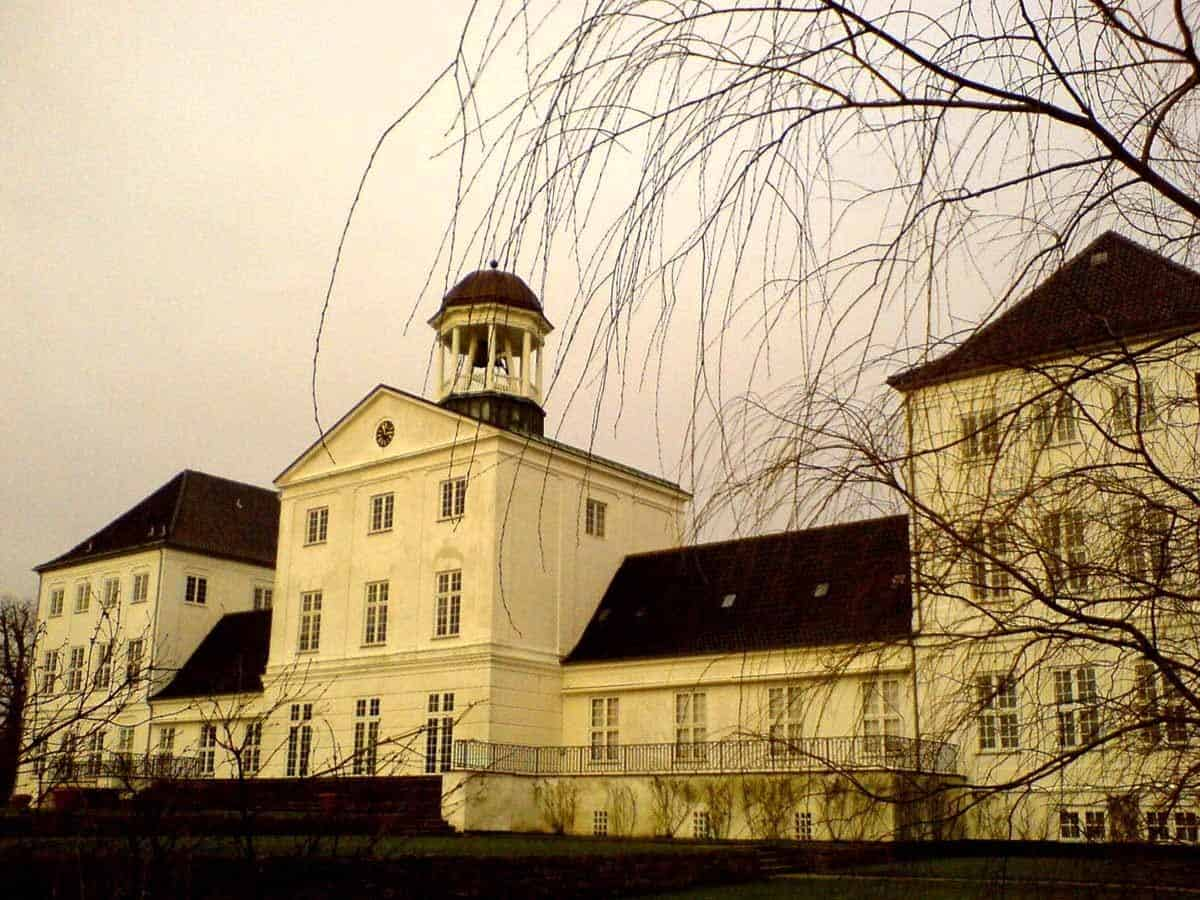 castles in denmark grasten palace