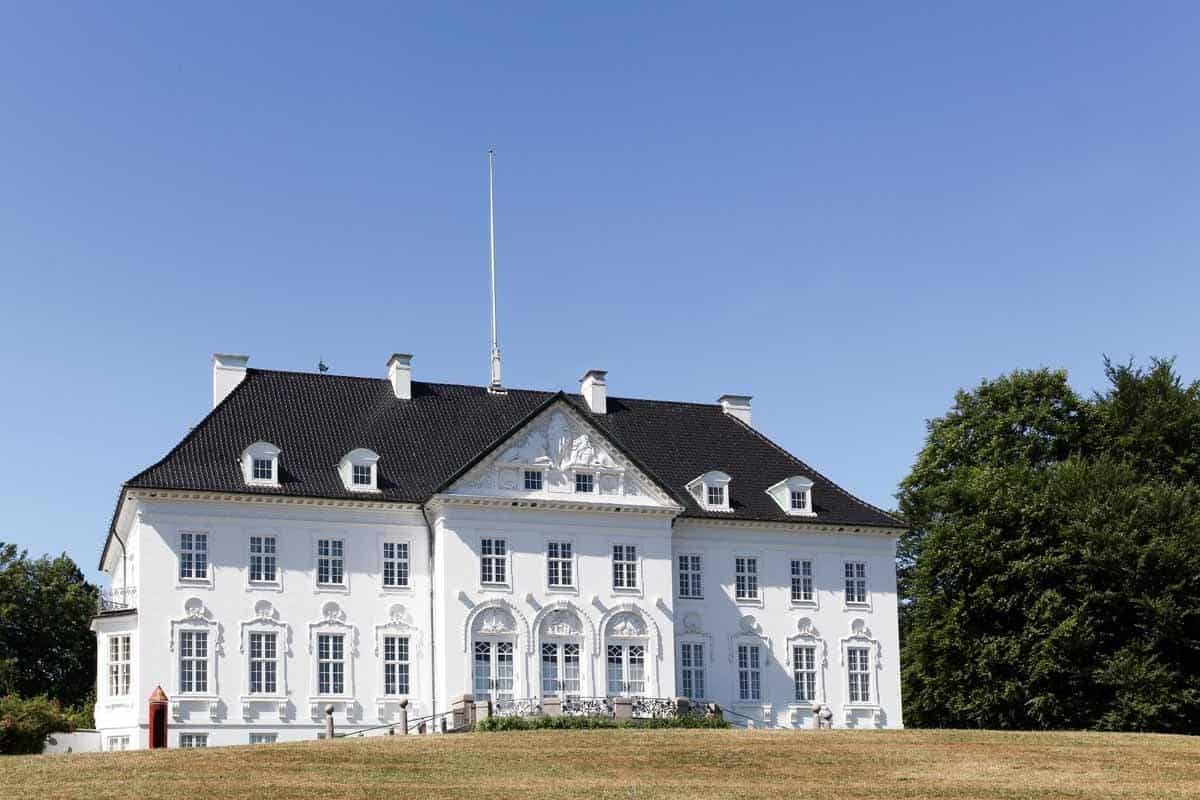 castles in denmark marselisborg palace