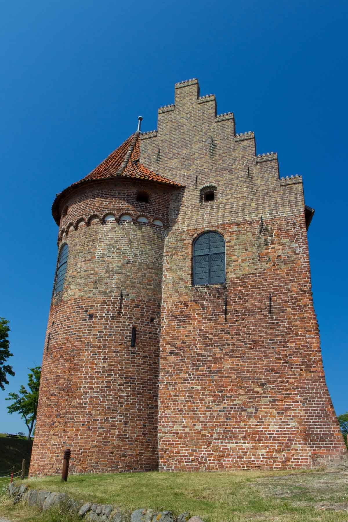 castles in denmark nyborg castle