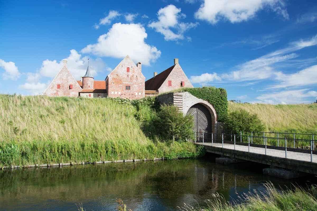 castles in denmark spottrup castle