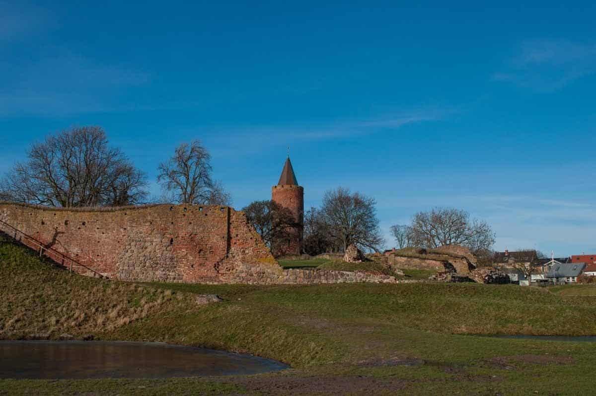 castles in denmark vordingborg castle