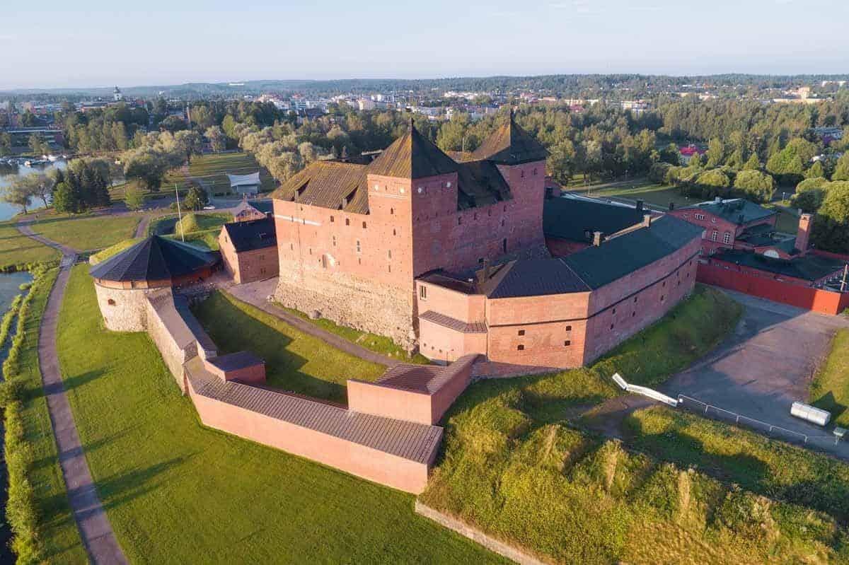 castles in finland hame castle