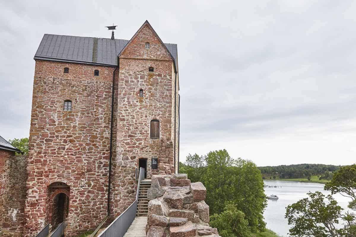 castles in finland kastelholm castle