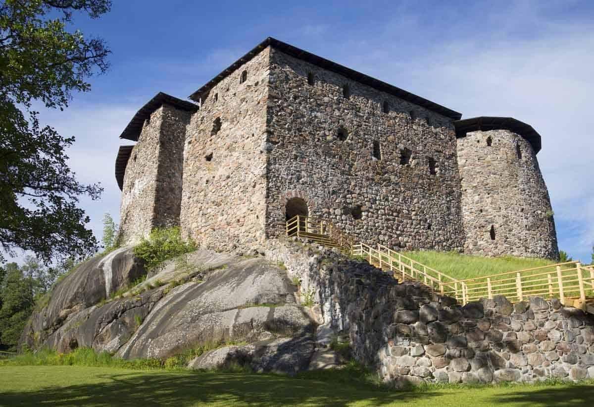 castles in finland raseborg castle