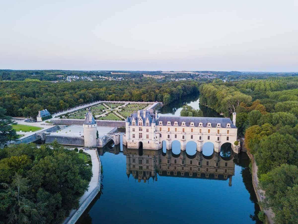 castles in france chateau de chenonceau