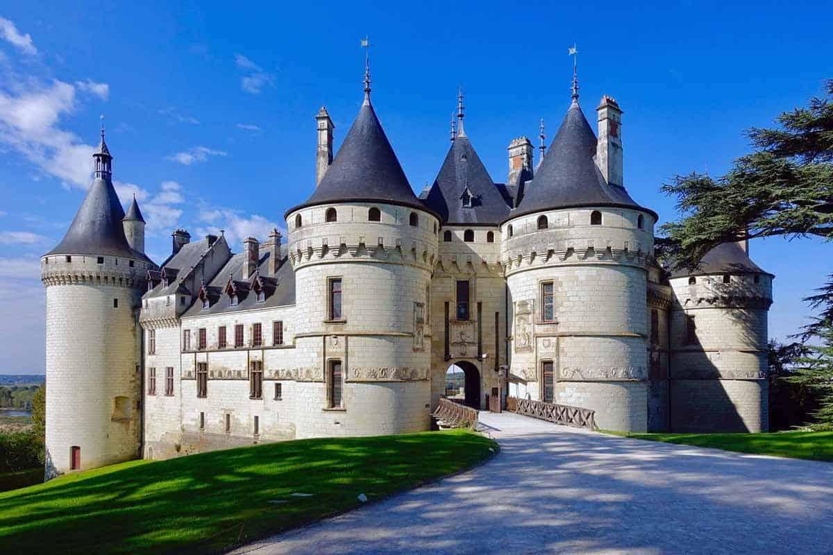 castles in france chaumont sur loire