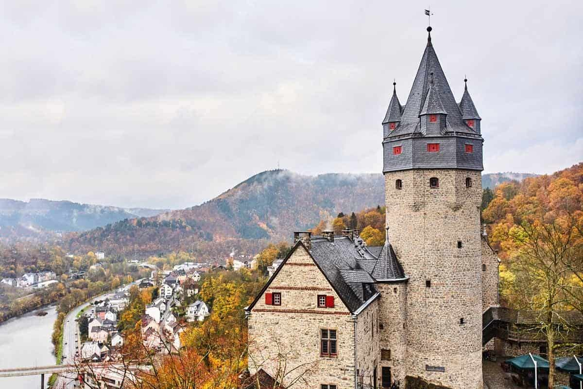 castles in germany burg altena
