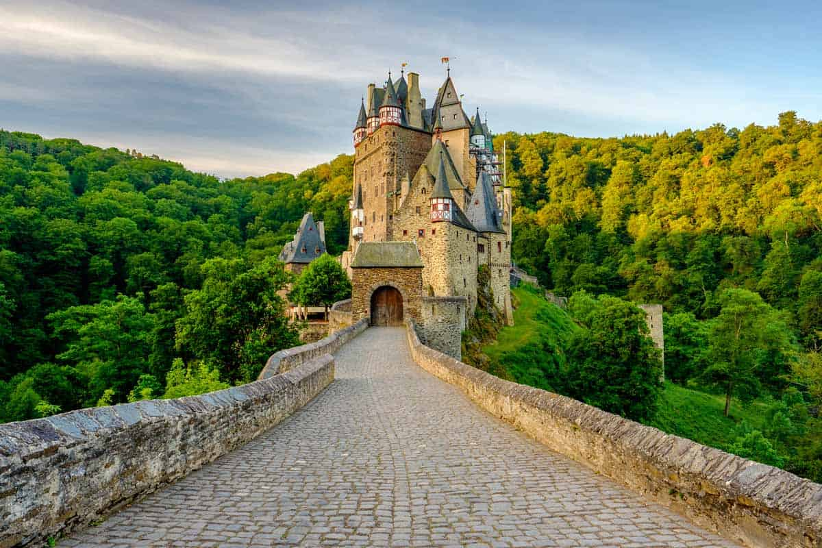castles in germany burg eltz