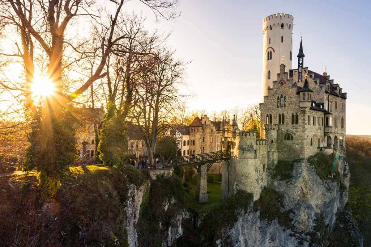 castles in germany lichtenstein castle