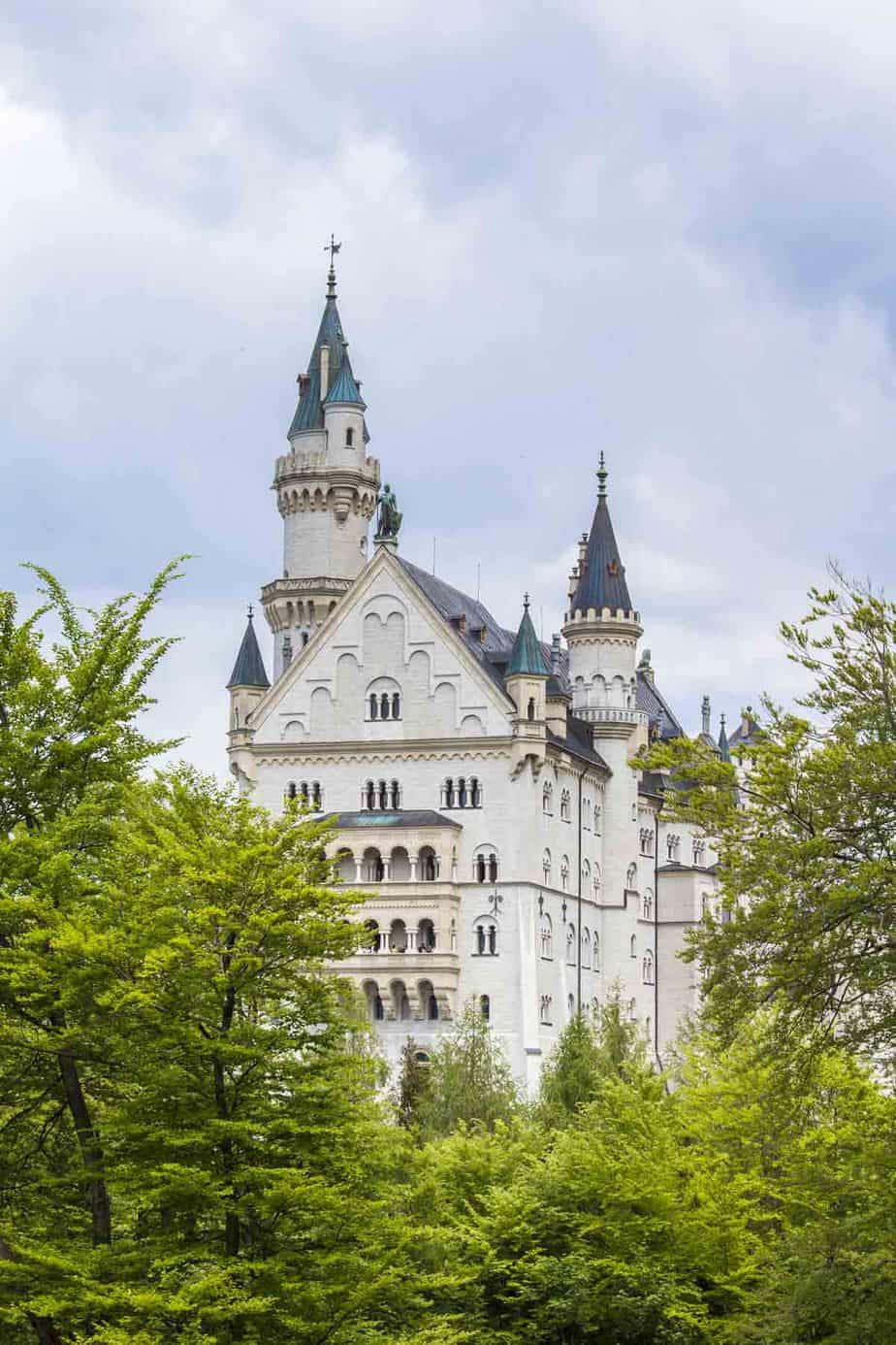 castles in germany neuschwanstein castle