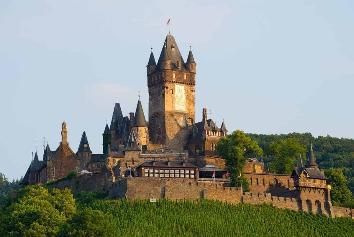 castles in germany reichsburg cochem