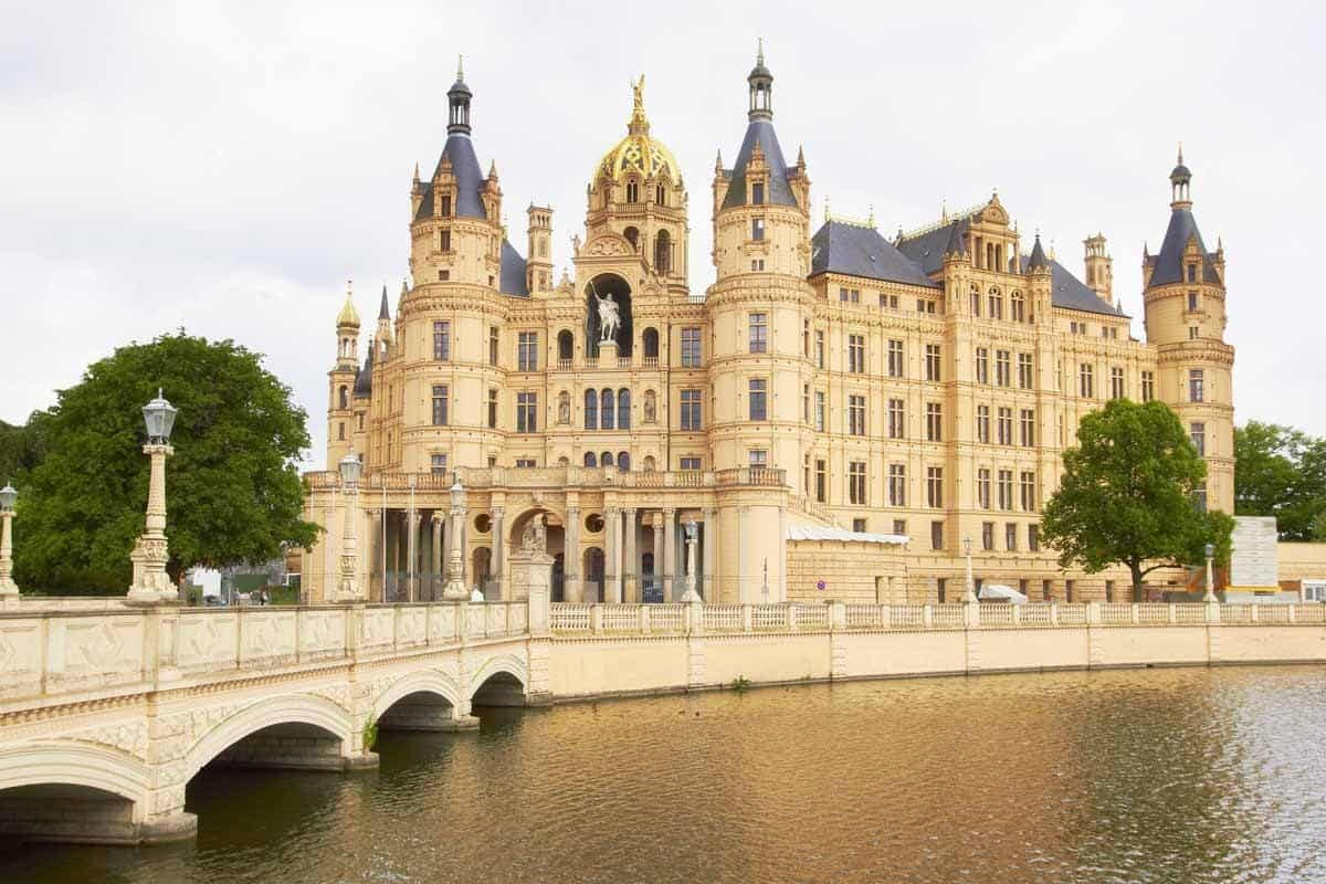 castles in germany schwerin castle