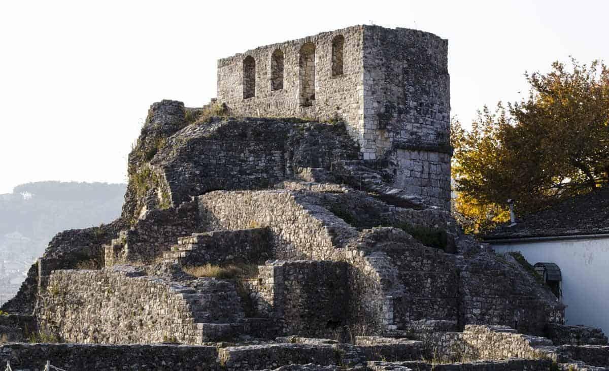 castles in greece ioannina