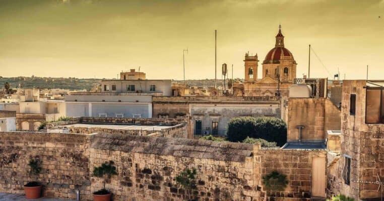castles in malta featured
