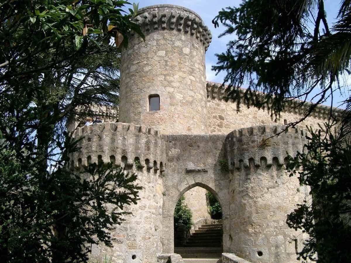 most beautiful castles in spain jarandilla