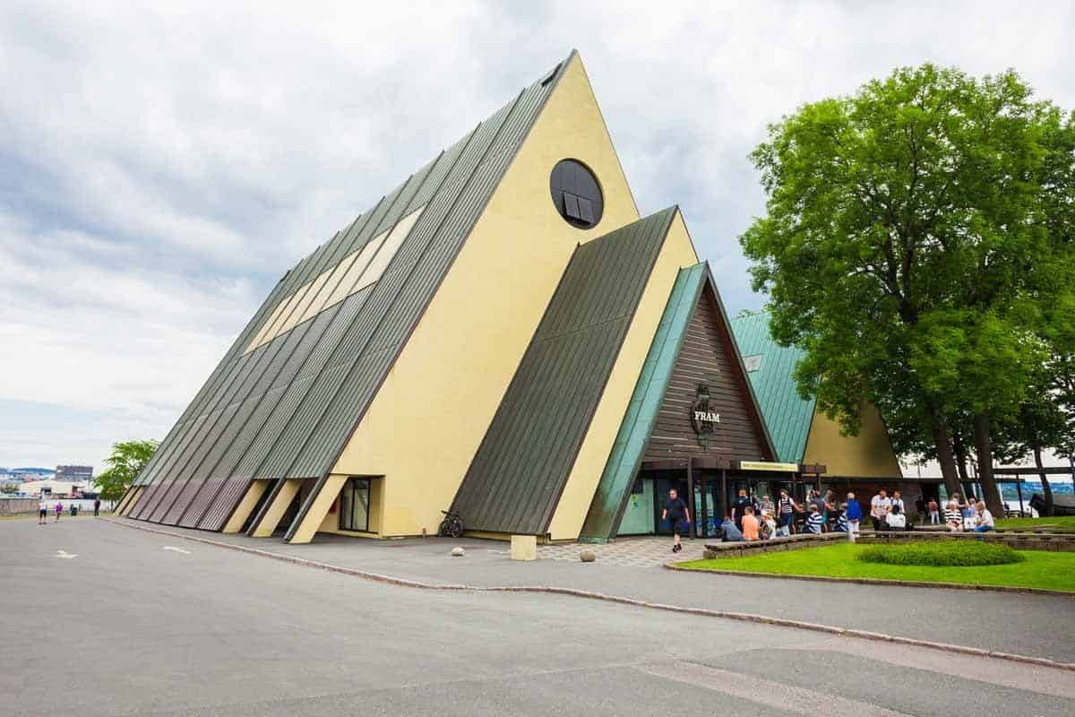 top tourist attractions in oslo norway fram museum